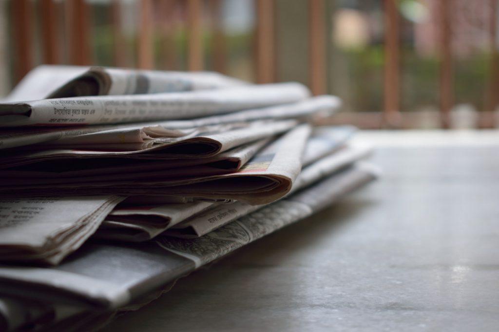 CRM Imobiliario - Anuncio Jornal