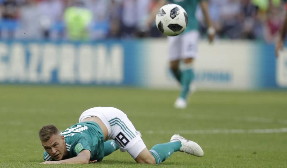Alemanha eliminada
