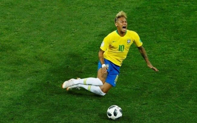 Neymar rolando